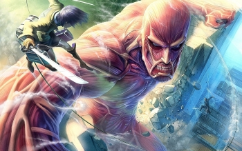 Anime - Attack On Titan Wallpapers and Backgrounds ID : 384769