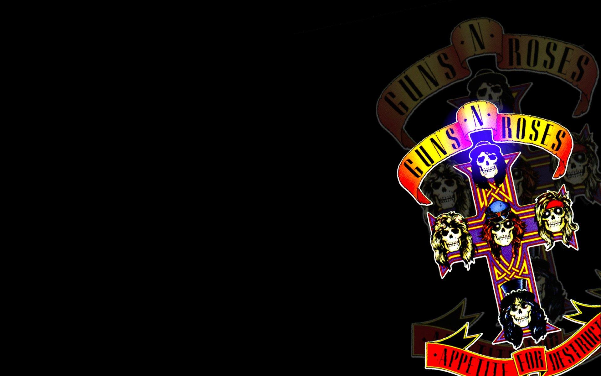Guns N Roses Hd Wallpaper Background Image 1920x1200