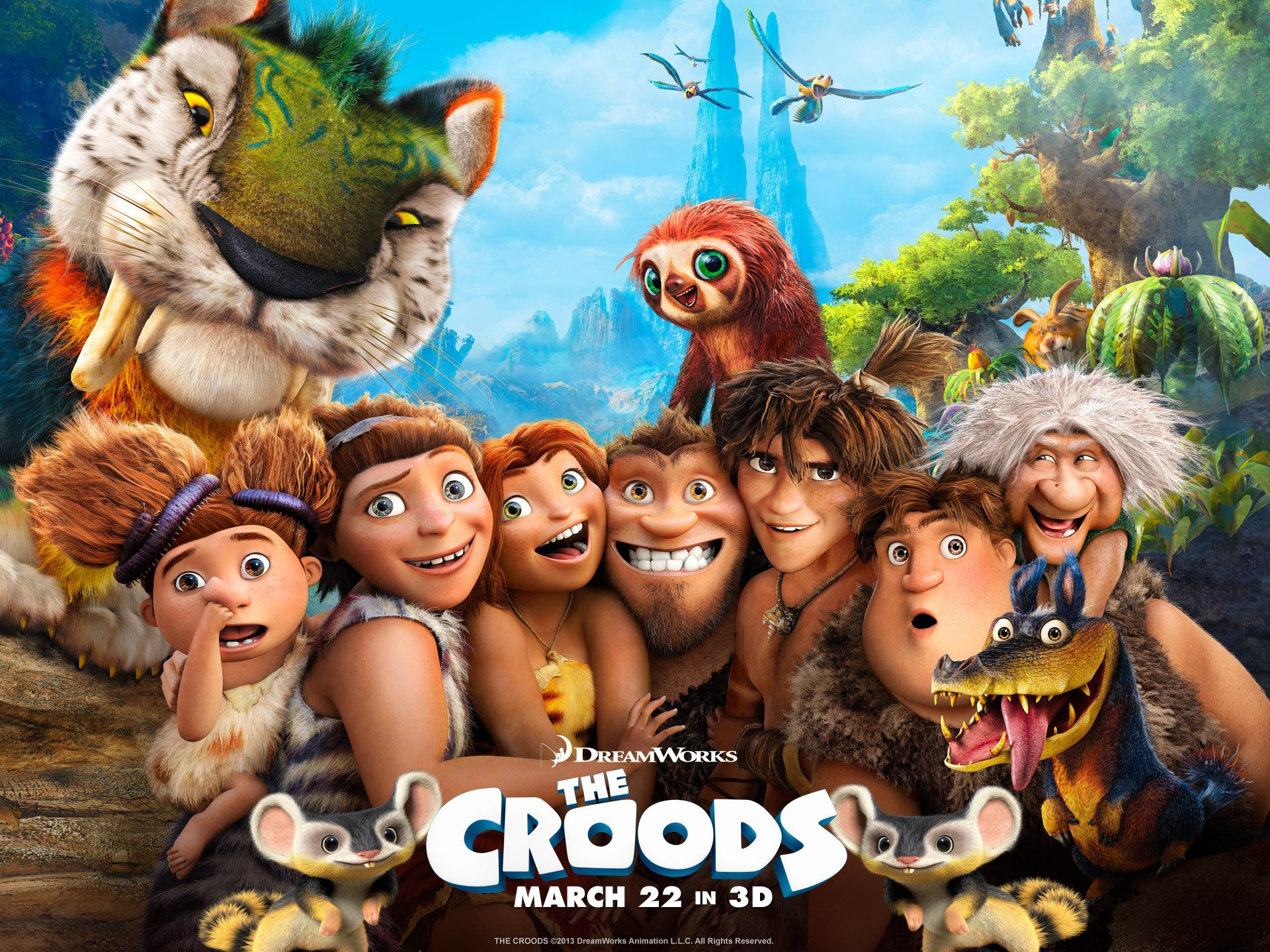 29 the croods hd wallpapers background images wallpaper abyss hd wallpaper background image id385644 1920x1440 movie the croods 1 like favorite voltagebd Gallery