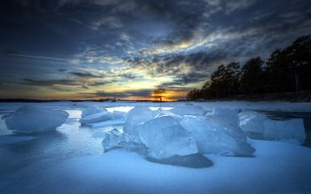 Earth - Ice Wallpapers and Backgrounds ID : 385024