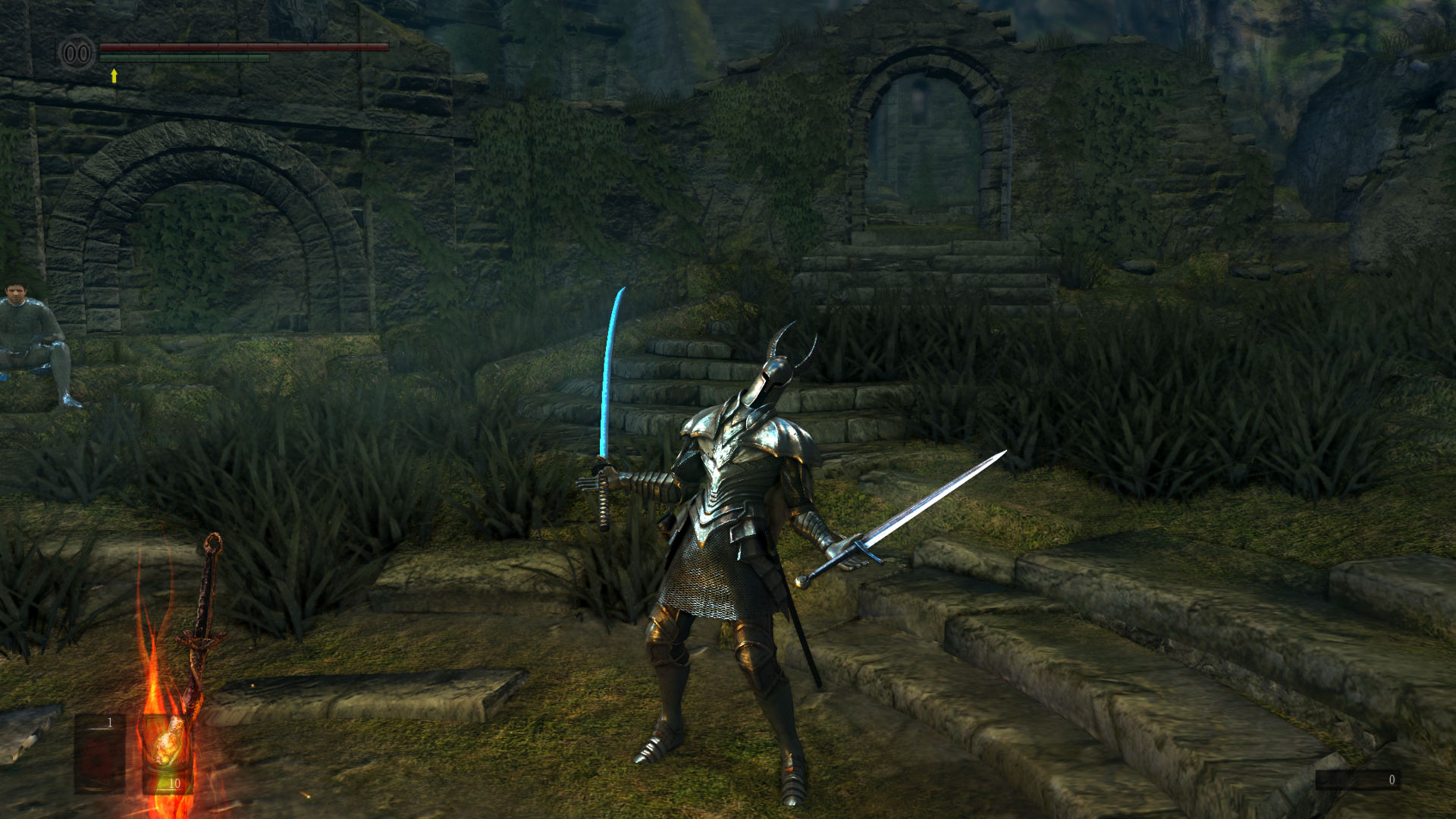 how to use game companion with dark souls
