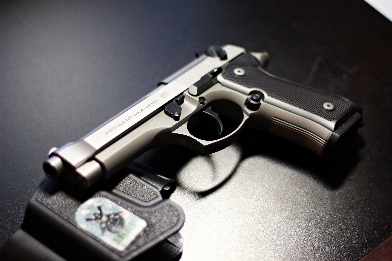 Beretta 92Fs Full HD Wallpaper And Background  3000x2000