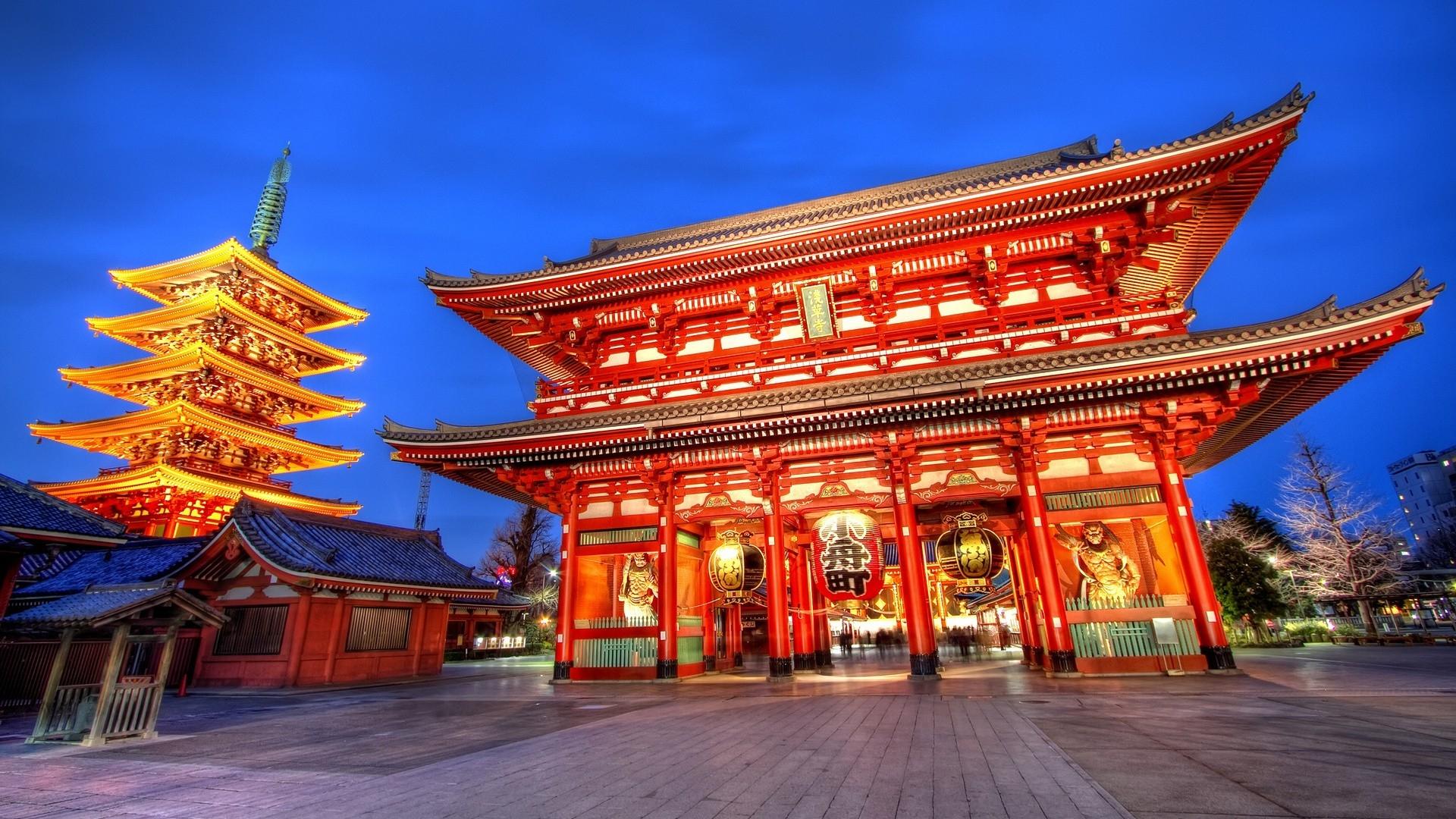 Kết quả hình ảnh cho Asakusa Temple