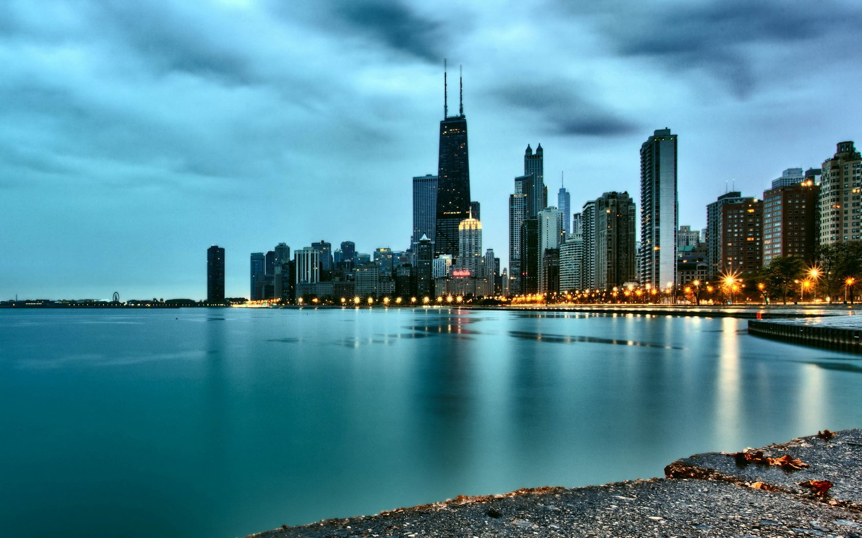 Chicago wallpaper and background image 1680x1050 id 386859 - Chicago skyline wallpaper 1920x1080 ...