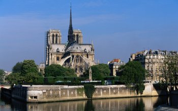 Religiös - Notre Dame De Paris Wallpapers and Backgrounds ID : 386156