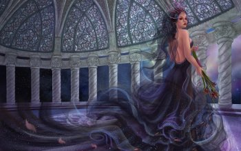 Fantasy - Women Wallpapers and Backgrounds ID : 386600