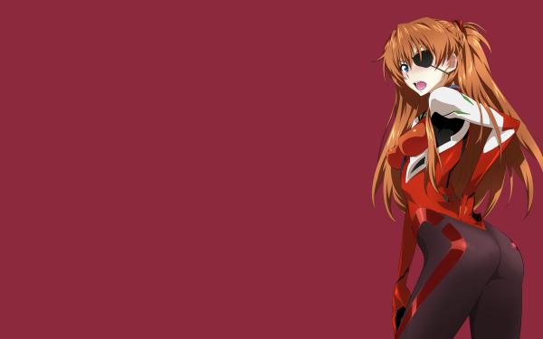 Anime Evangelion: 3.0 You Can (Not) Redo Evangelion Asuka Langley Sohryu Eye Patch Fondo de pantalla HD | Fondo de Escritorio