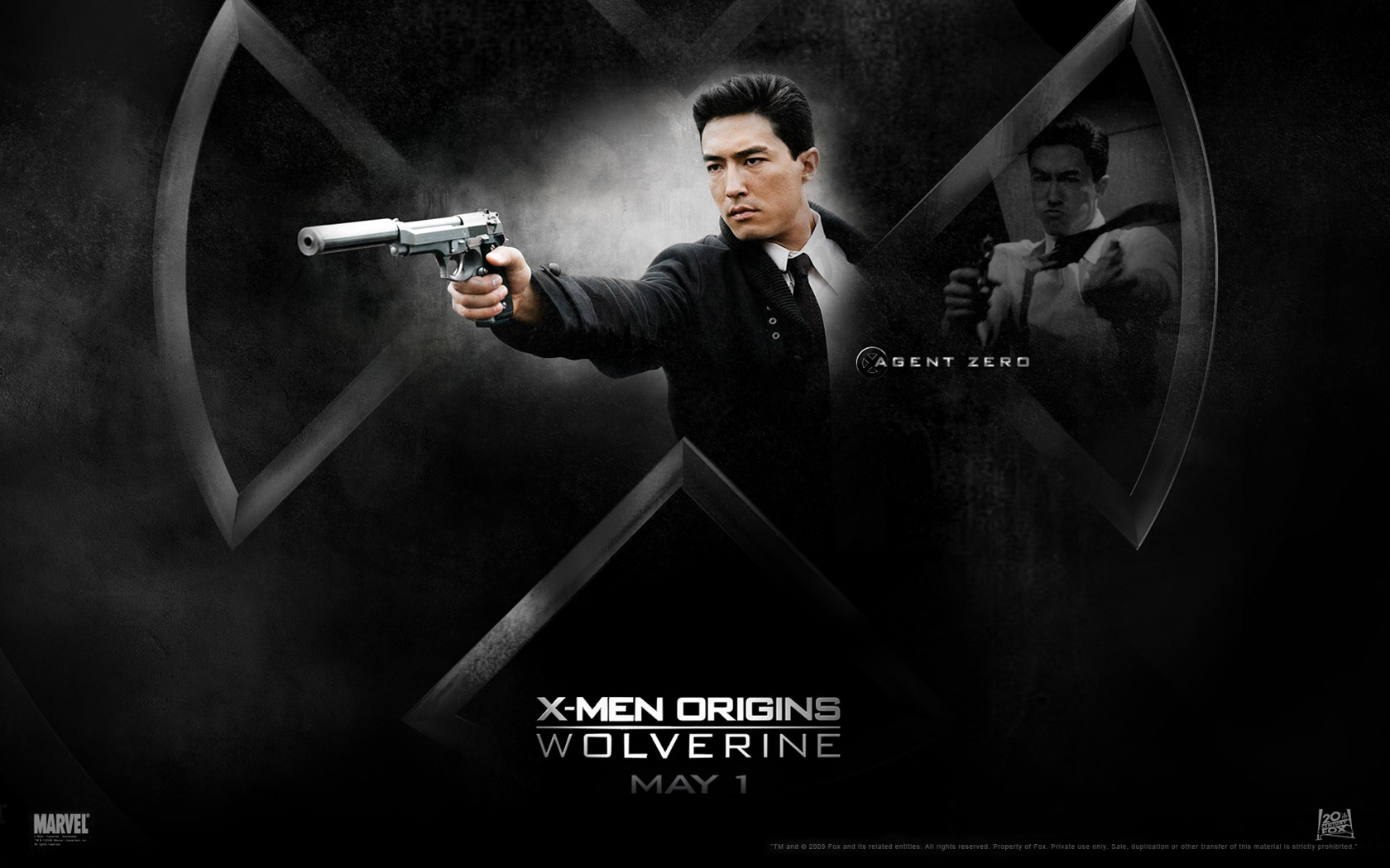 X Men Origins Wolverine Wallpaper And Background Image
