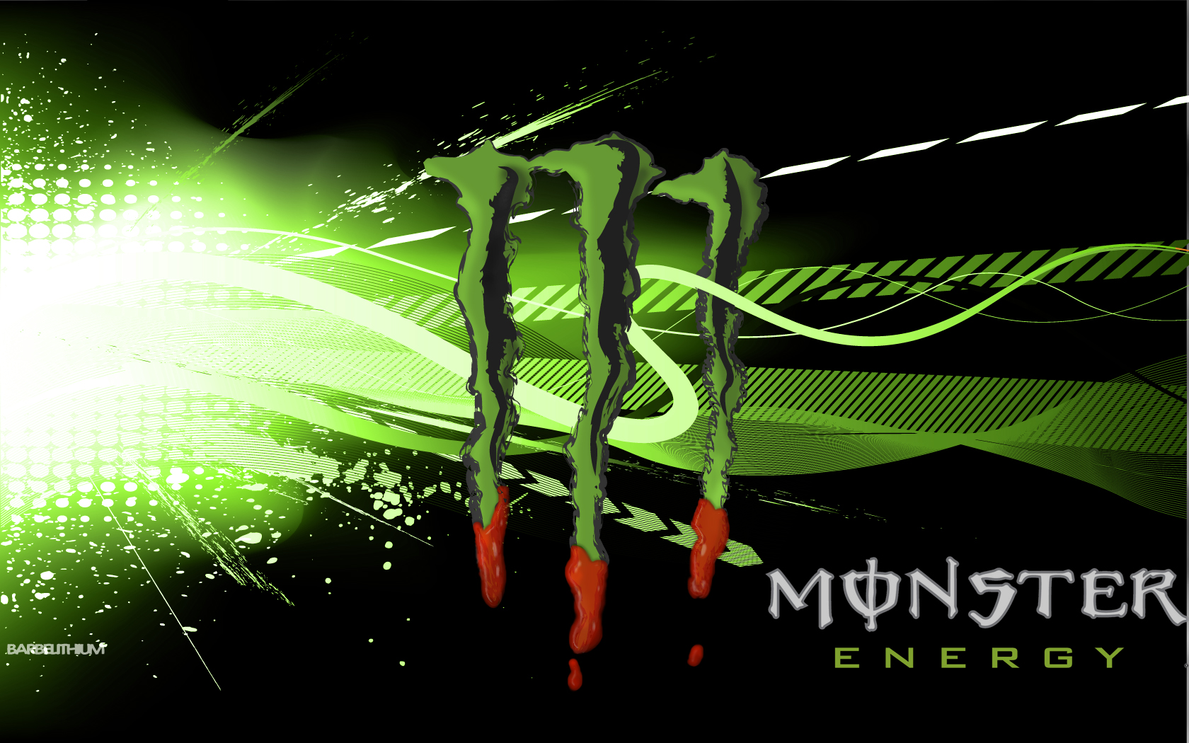 Monster wallpaper and background image 1680x1050 id387507 products monster energy drink wallpaper download voltagebd Images