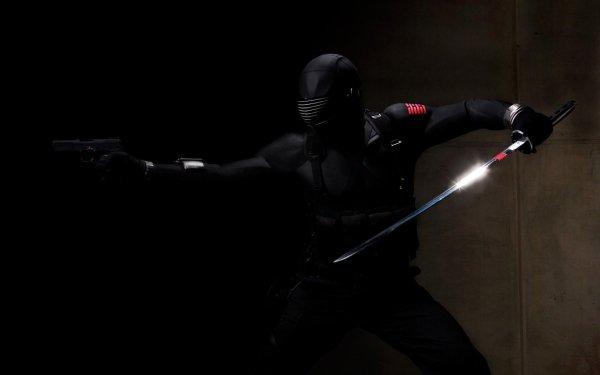 Movie G.I. Joe: The Rise of Cobra Snake Eyes HD Wallpaper | Background Image