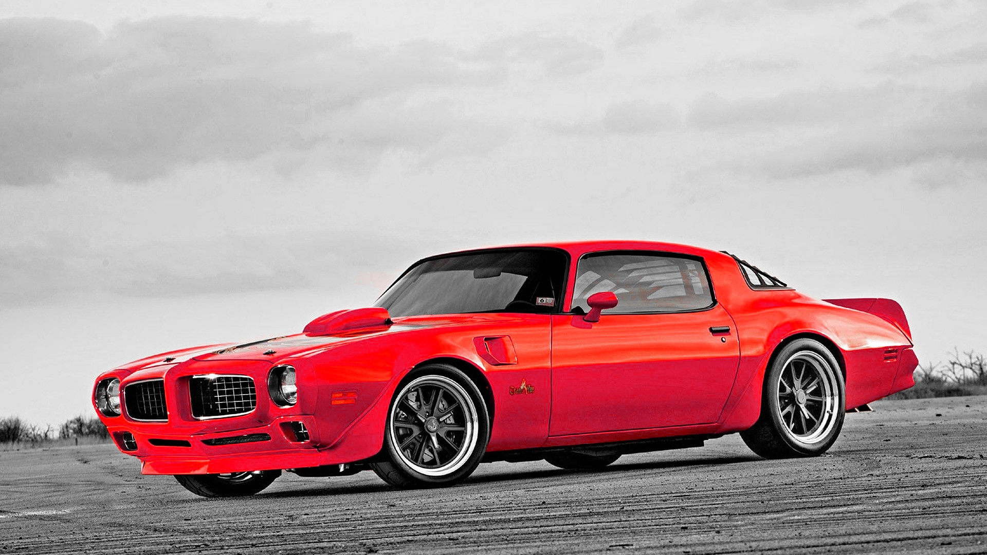 1976 Pontiac Trans Am Hd Wallpaper Background Image