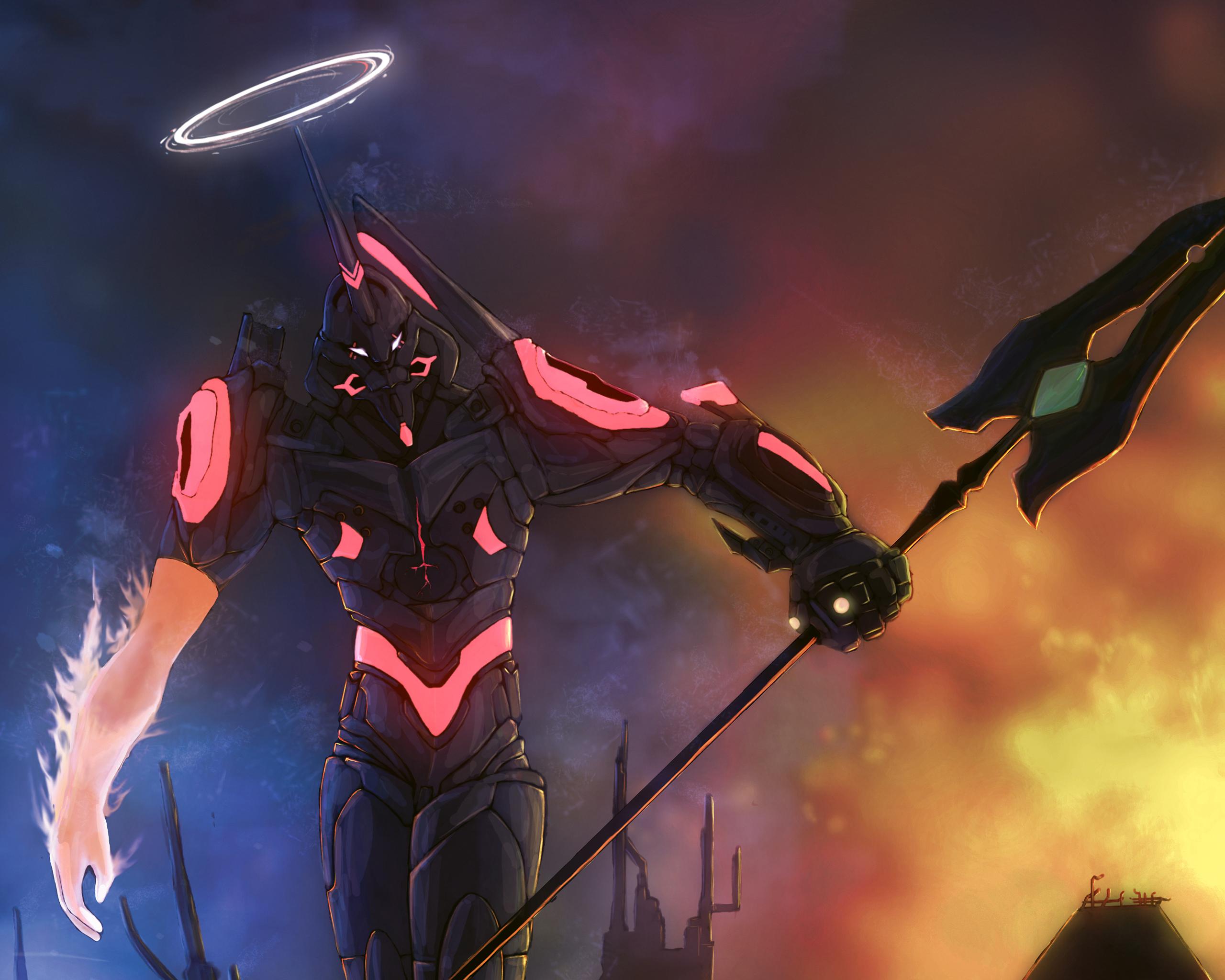 evangelion wallpaper hd anime - photo #47
