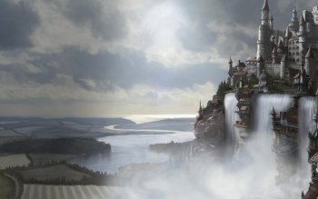 Fantasy - Castle Wallpapers and Backgrounds ID : 388192