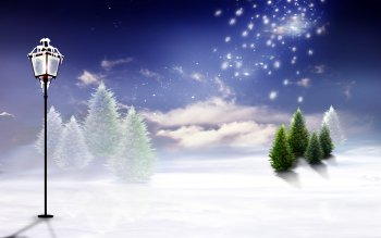 Artistic - Winter Wallpapers and Backgrounds ID : 388539