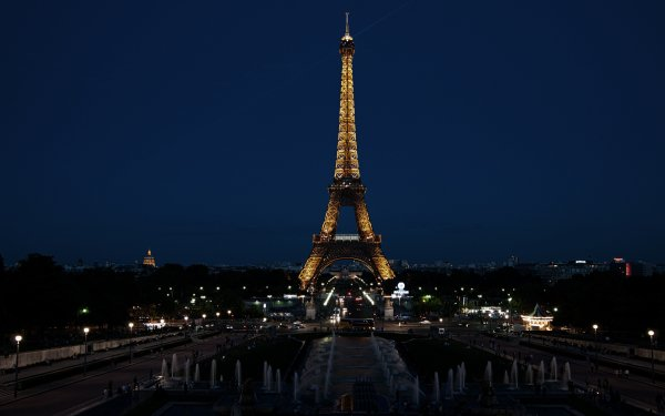 Man Made Eiffel Tower Monuments Paris HD Wallpaper | Background Image
