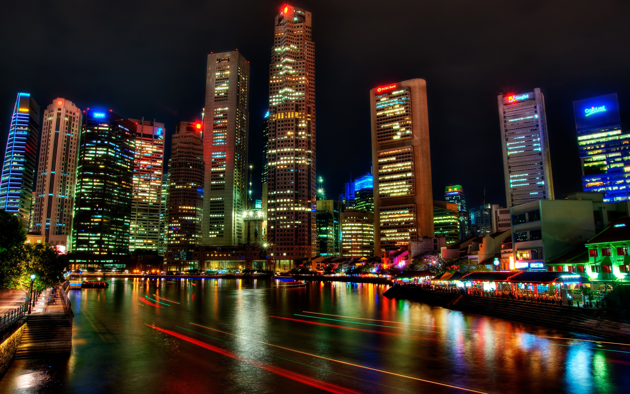 Singapore HD Wallpaper | Background Image | 2560x1600 | ID:389059 - Wallpaper Abyss