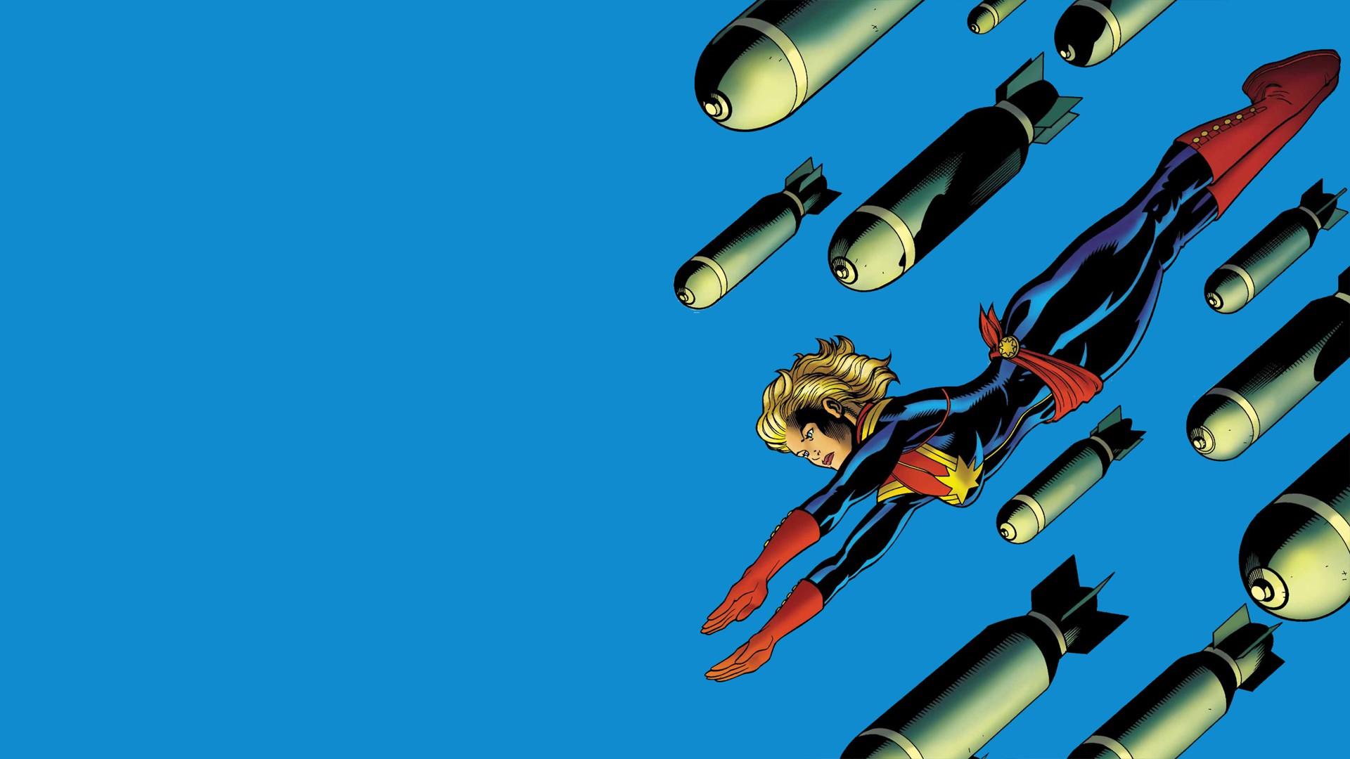 Captain Marvel Fantasy Art Wallpapers Hd Desktop And: Captain Marvel HD Wallpaper