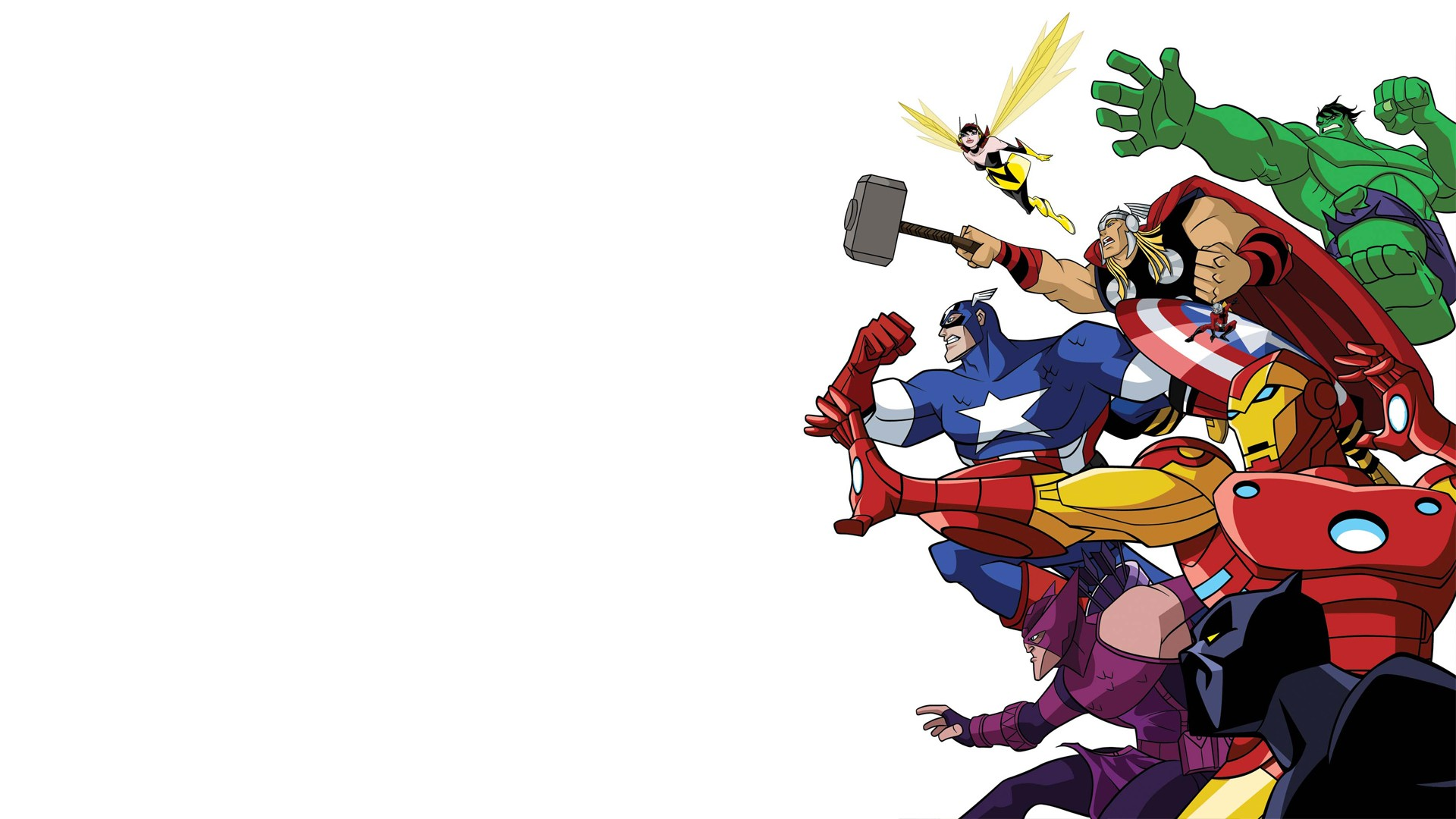 avengers comic logo wallpaper - photo #42