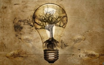 Man Made - Lightbulb Wallpapers and Backgrounds ID : 389631