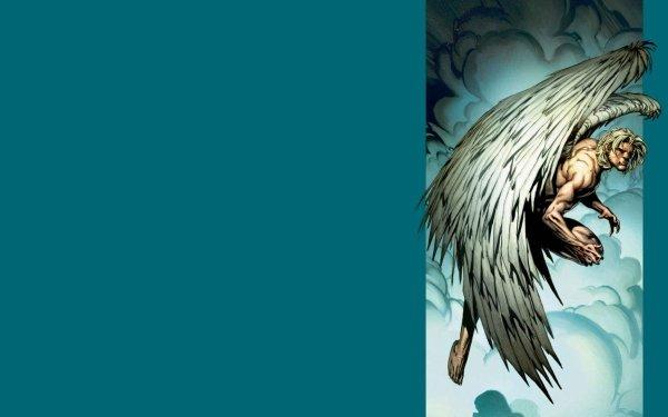 Comics ultimate x-Men X-Men Angel Warren Worthington III HD Wallpaper | Background Image