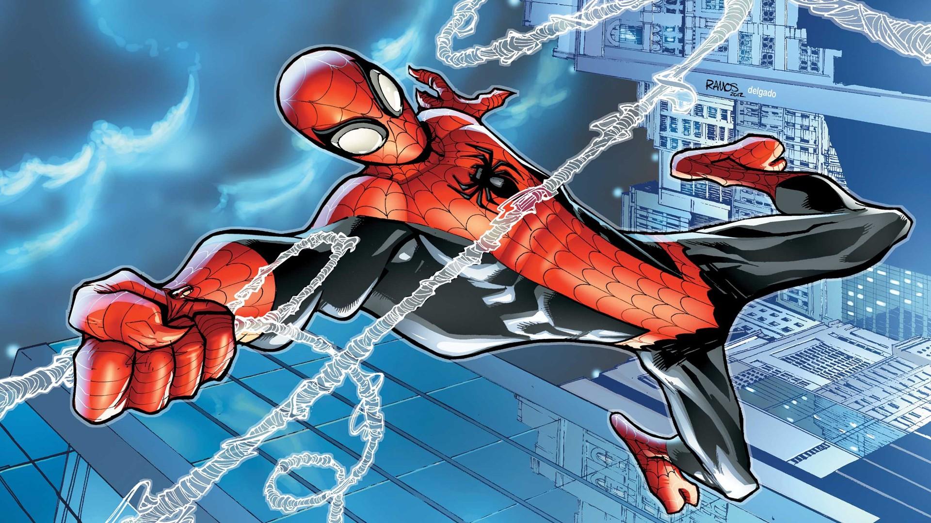 Spider-Man Computer Wallpapers, Desktop Backgrounds ...