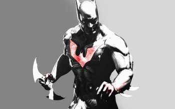 Comics - Batman Beyond Wallpapers and Backgrounds ID : 390550