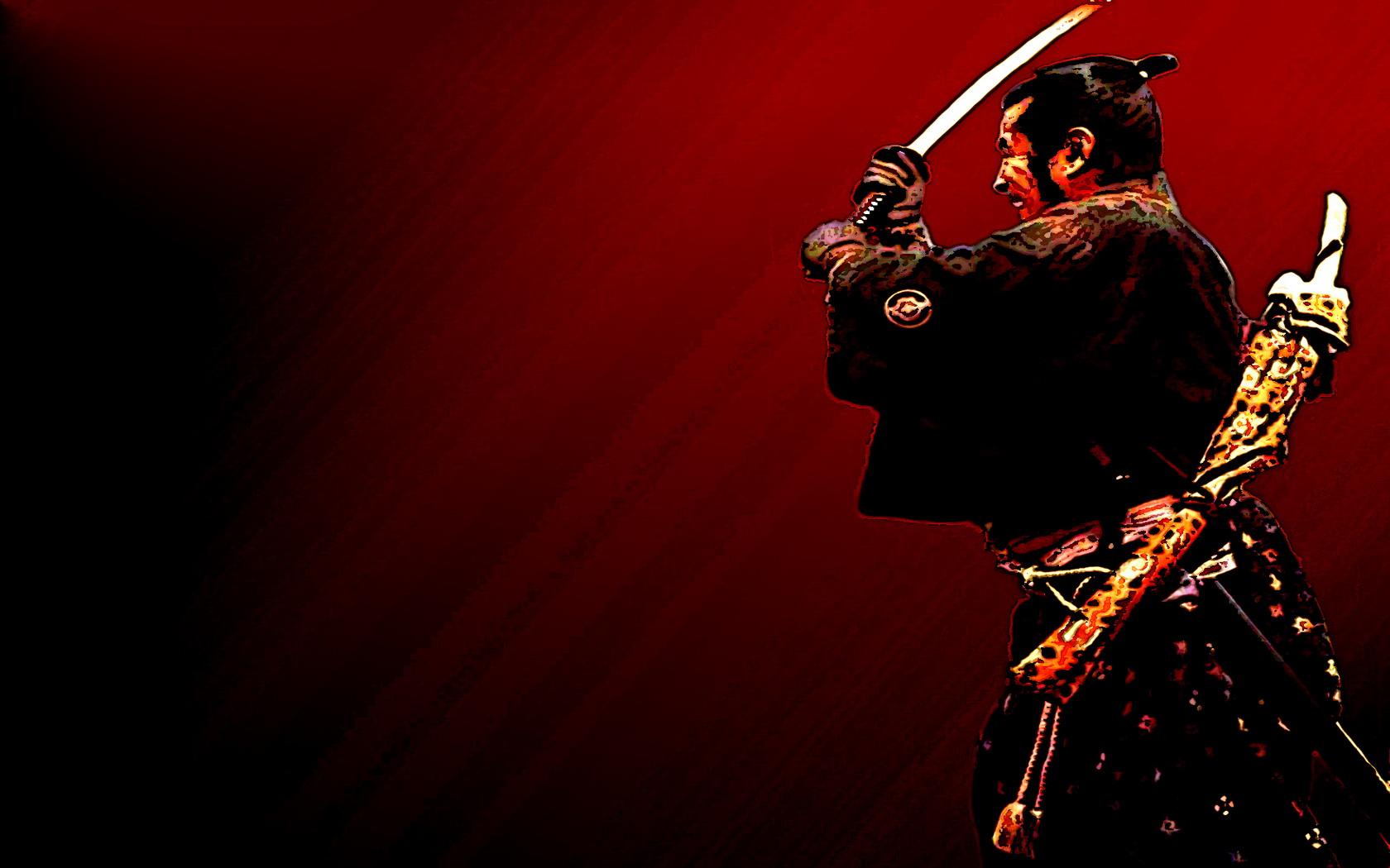 samurai wallpaper and background image 1680x1050 id391055