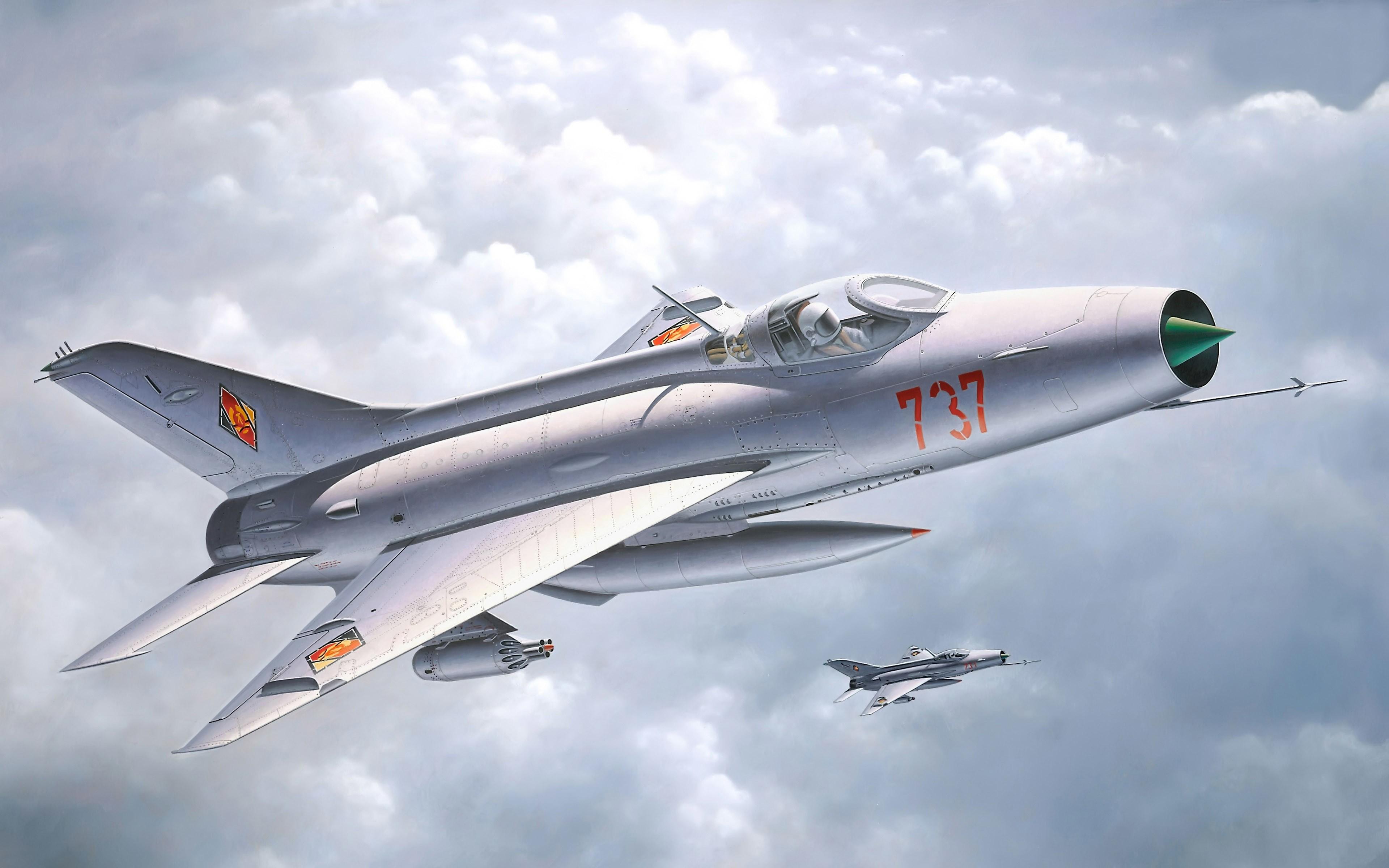 Mig 21 f13 war thunder aircraft