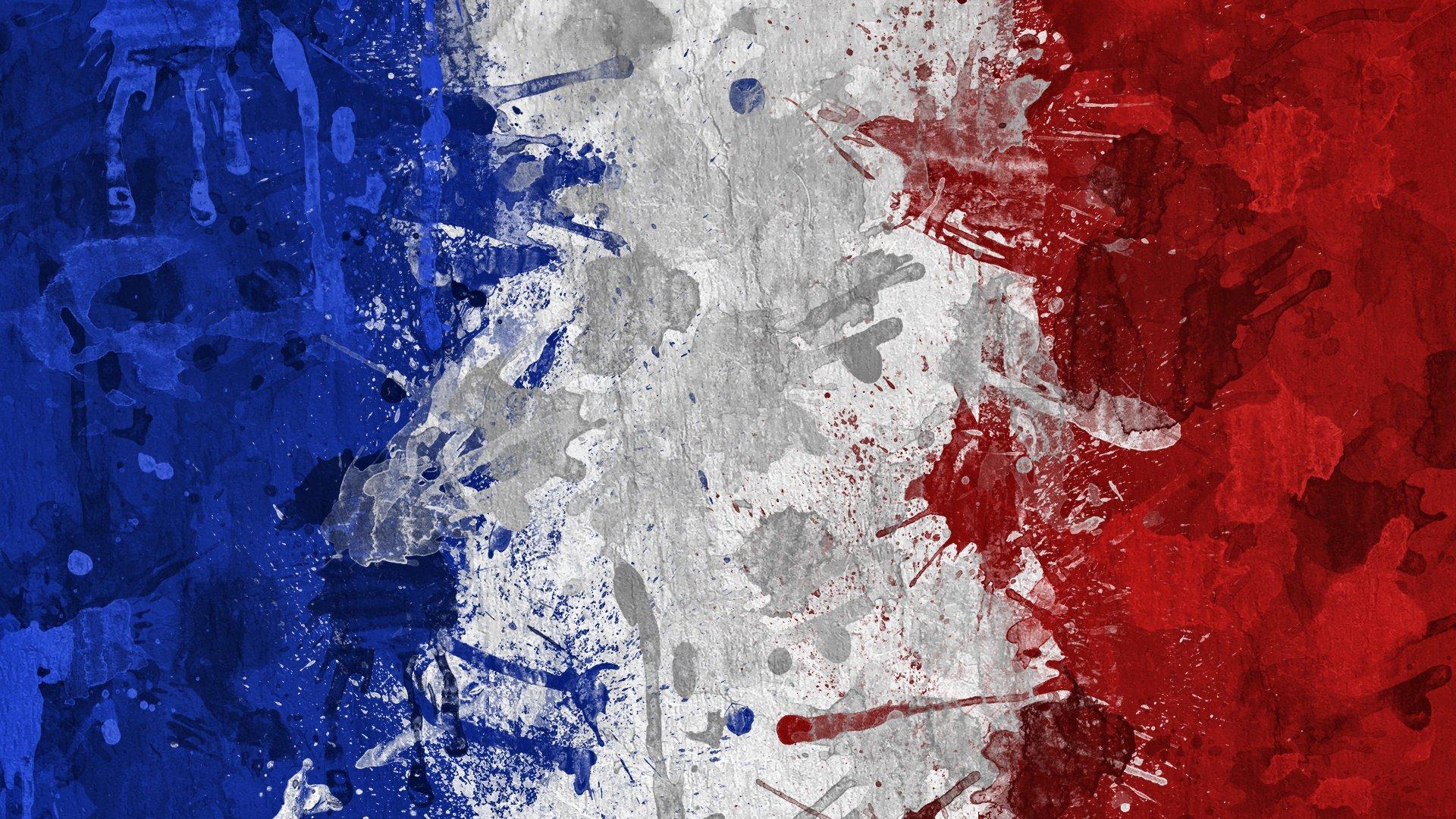 Flag Of France Fondo De Pantalla Hd Fondo De Escritorio