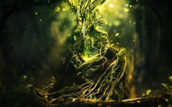 Fantasy - Forest Wallpapers and Backgrounds ID : 391080