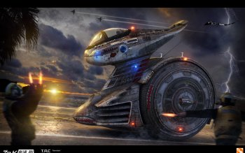 Sci Fi - Vehicle Wallpapers and Backgrounds ID : 391134