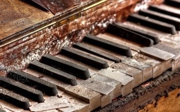 Musik - Piano Wallpapers and Backgrounds ID : 391322