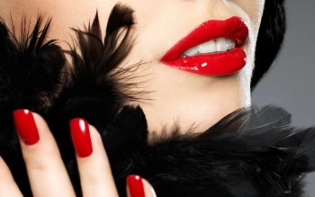Women - Lips Wallpapers and Backgrounds ID : 391848