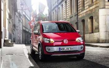 Vehicles - Volkswagen Cross Up Wallpapers and Backgrounds ID : 391977