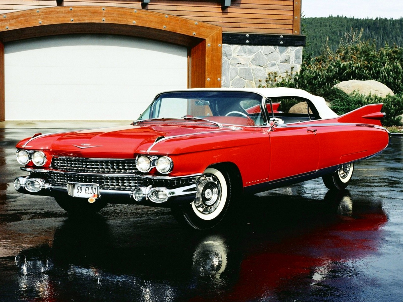 1 1959 Cadillac Eldorado Hd Wallpapers Backgrounds