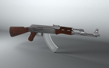 Weapons - Ak-47 Wallpapers and Backgrounds ID : 392052