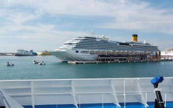 Vehicles - Cruise Ship Wallpapers and Backgrounds ID : 392148