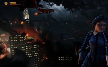 Video Game - Bioshock Infinite Wallpapers and Backgrounds ID : 392914