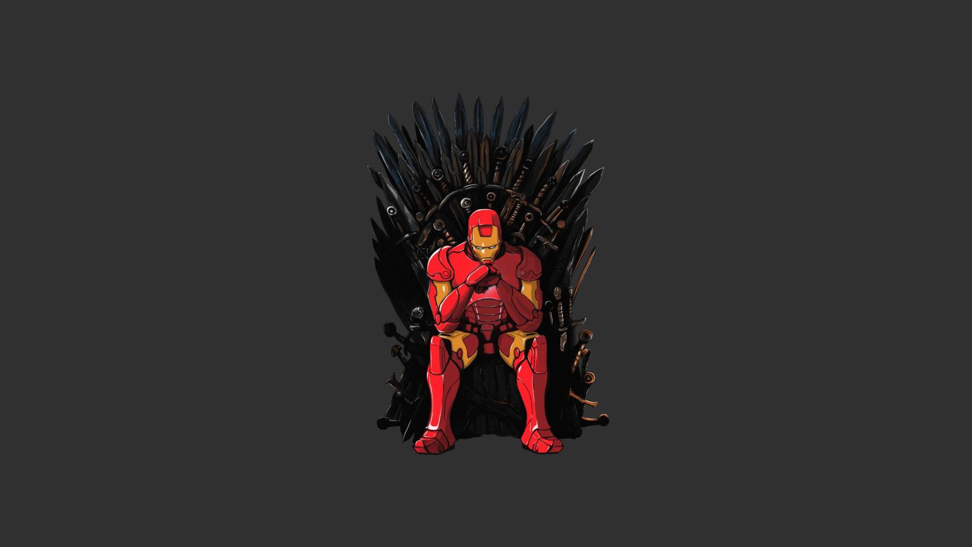 comics iron man wallpaper