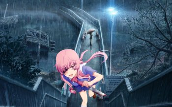 Anime - Mirai Nikki Wallpapers and Backgrounds ID : 393876