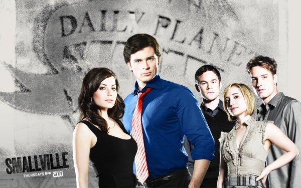 TV Show Smallville Superman Erica Durance HD Wallpaper   Background Image