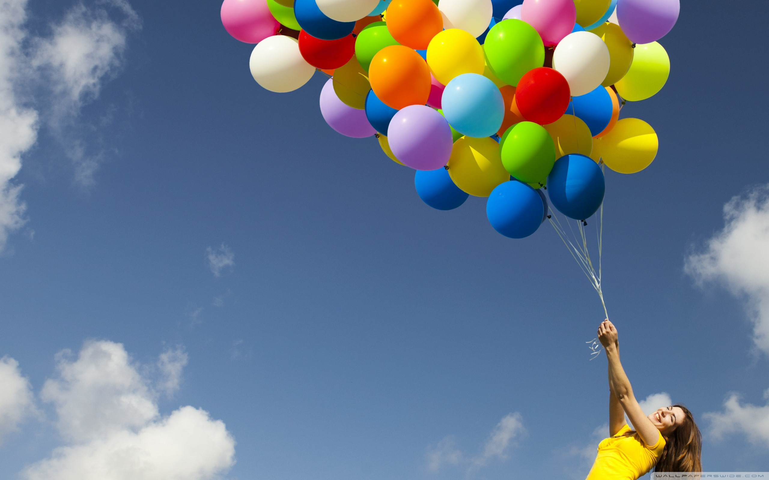Balloon Full HD Wallpaper and Background 2560x1600 ID394431