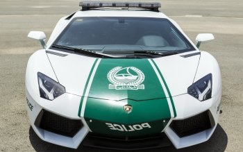 Vehicles - Uae Dubai Police Lamborghini Wallpapers and Backgrounds ID : 394361