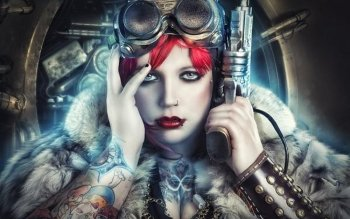 Science Fiction - Women Warrior Wallpapers and Backgrounds ID : 394400