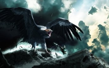 Fantasy - Bird Wallpapers and Backgrounds ID : 394694