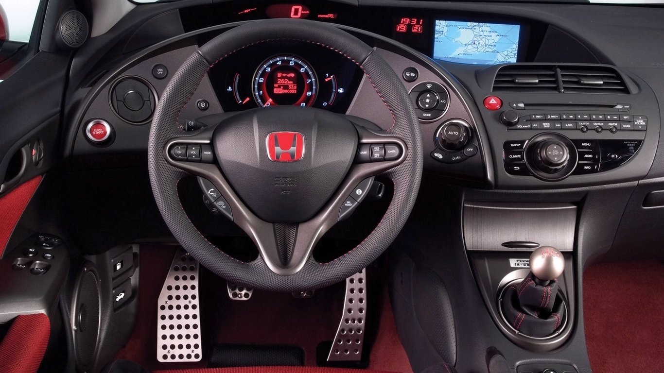 23 Honda Civic Type R Hd Wallpapers Background Images Wallpaper