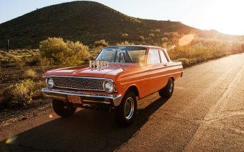 Vehicles - 1964 Ford Falcon Wallpapers and Backgrounds ID : 395028