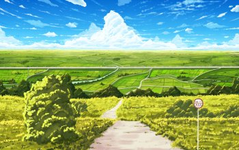Anime - Scenic Wallpapers and Backgrounds ID : 395365