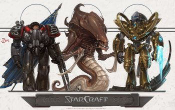 Video Game - Starcraft Wallpapers and Backgrounds ID : 395661
