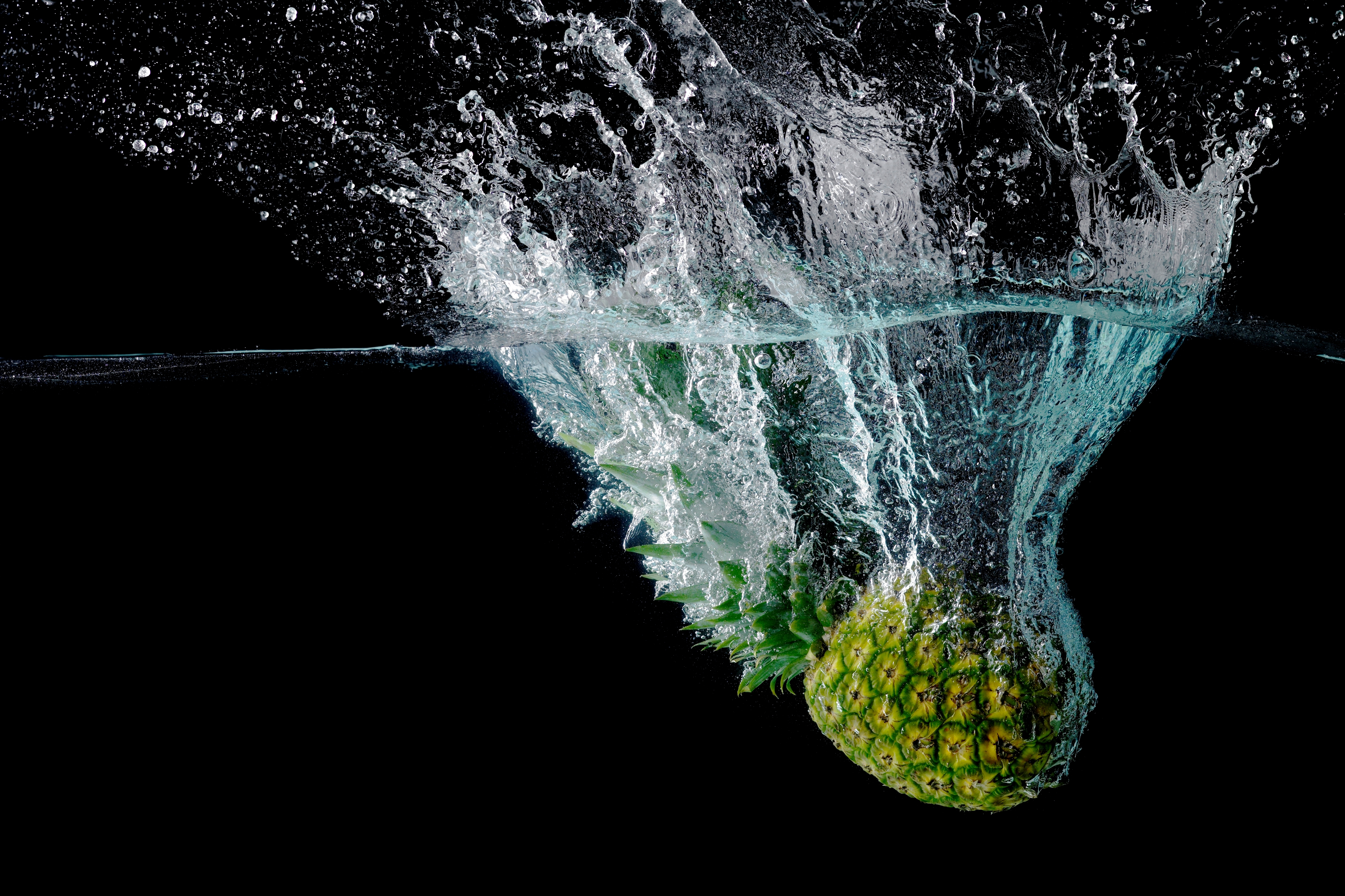 Pineapple 5k retina ultra hd wallpaper and background for Fresh art photography facebook